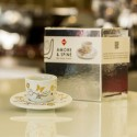 """Amici Tasse MOU """"Amore & Spine"""", weiss"""