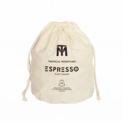 Tropical Mountains Capitano Espresso refill bag 100 Kapseln