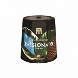 Tropical Mountains Passionato Lungo 21 Kapseln